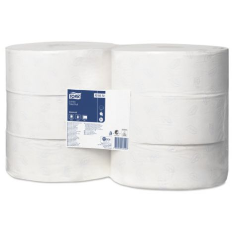 Tork Jumbo Toiletpapier 2-laags Wit T1 Advanced